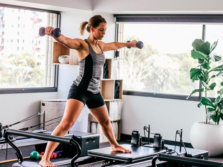 Pilates y hernia discal